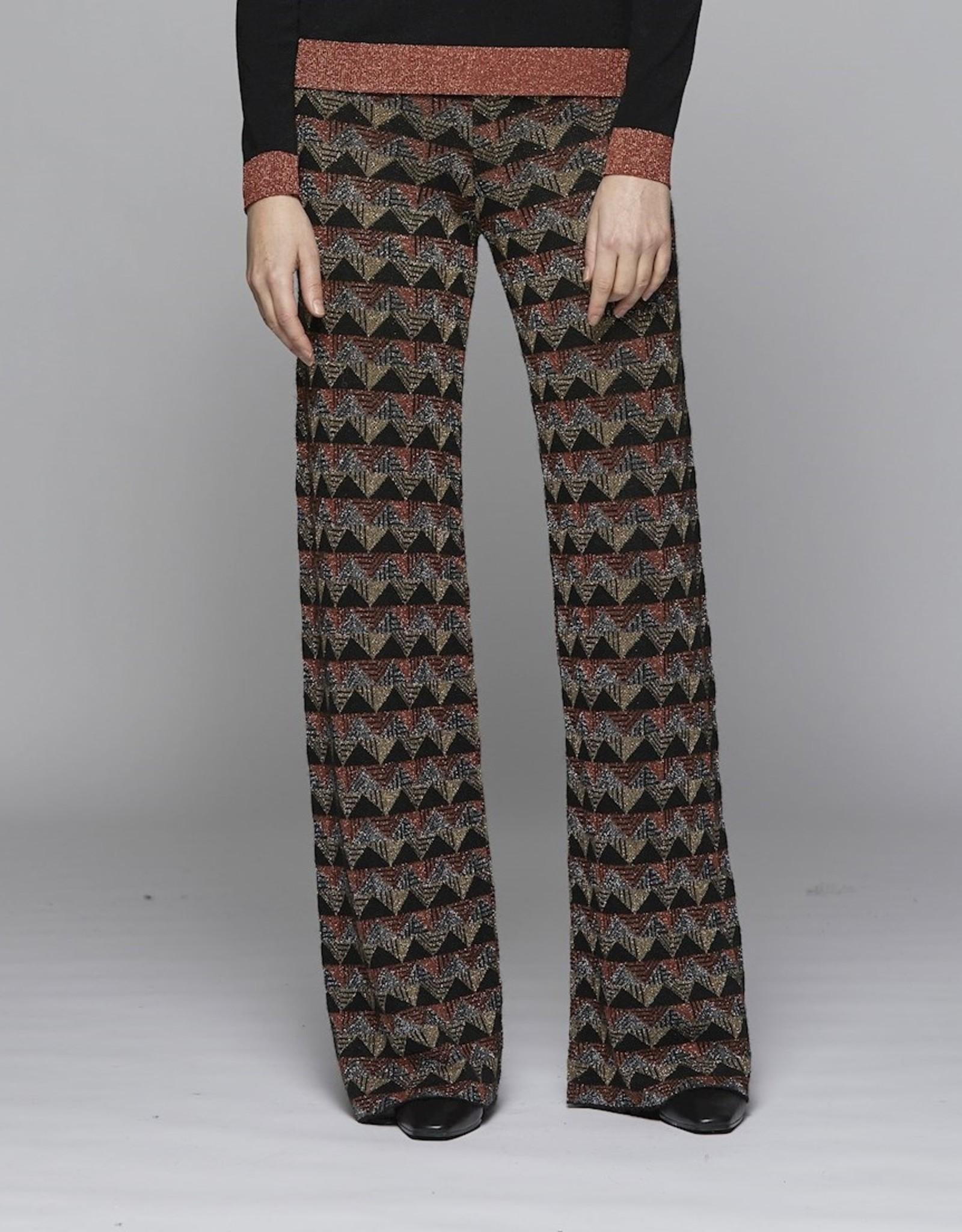 LaSalle Pantalon Multi Print