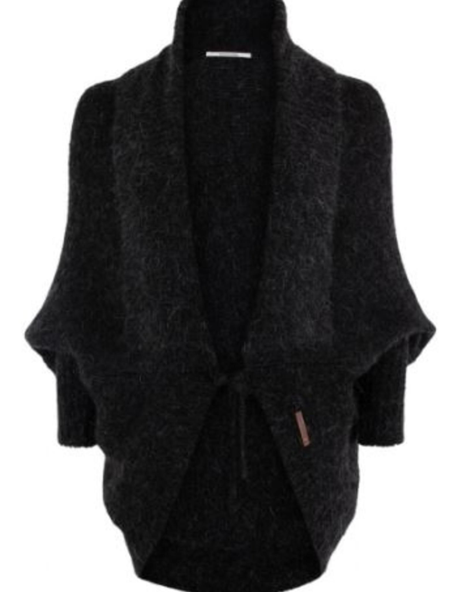 Moscow Vest Addison Antraciet