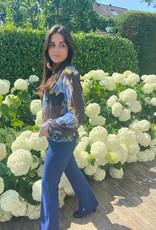 D'etoiles Casiopé Pantalon Vibrant Blue