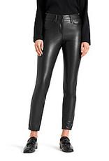 Cambio Pantalon Ray Fake Leather Black