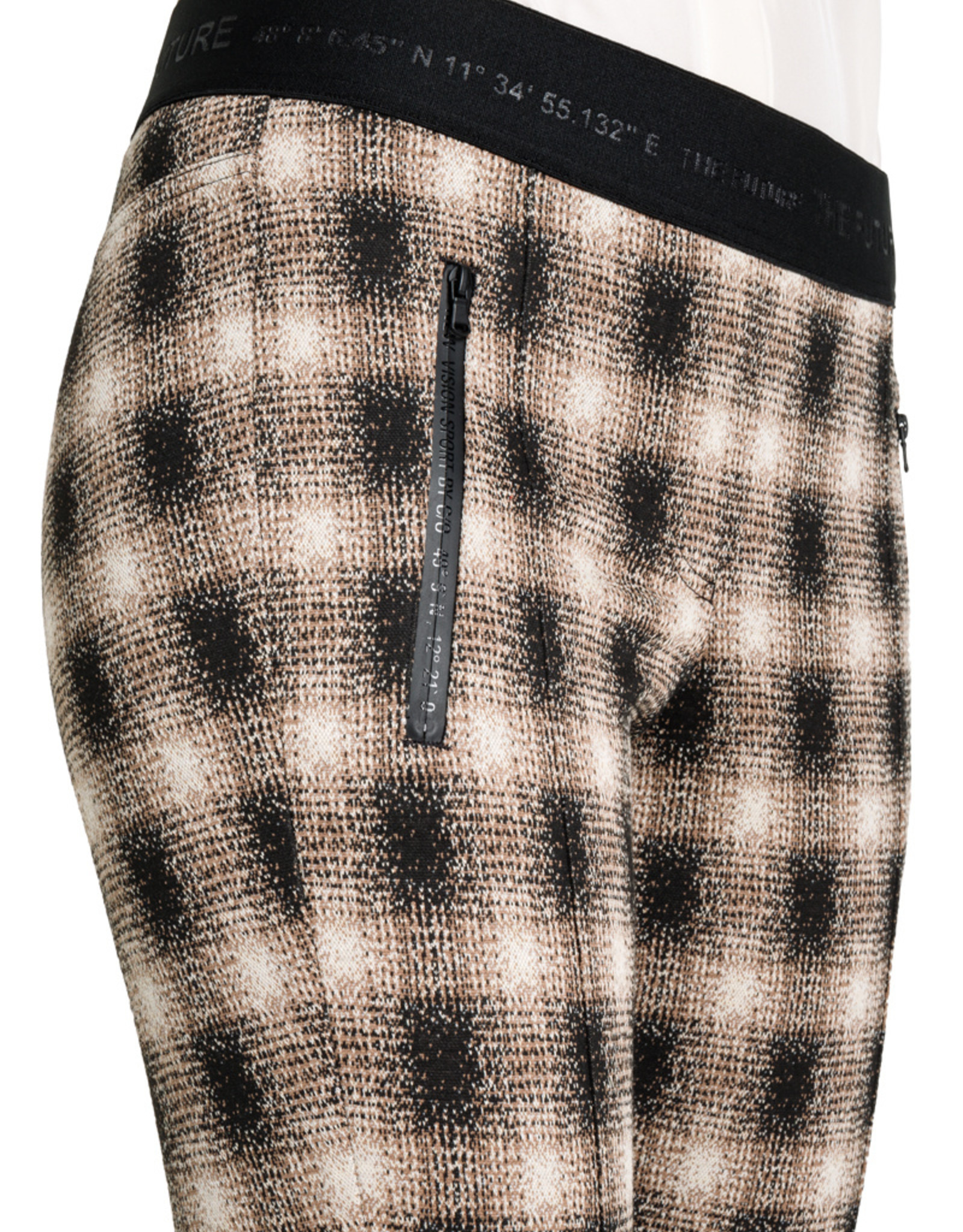 Cambio Pantalon Ranee  Shadow Plaid