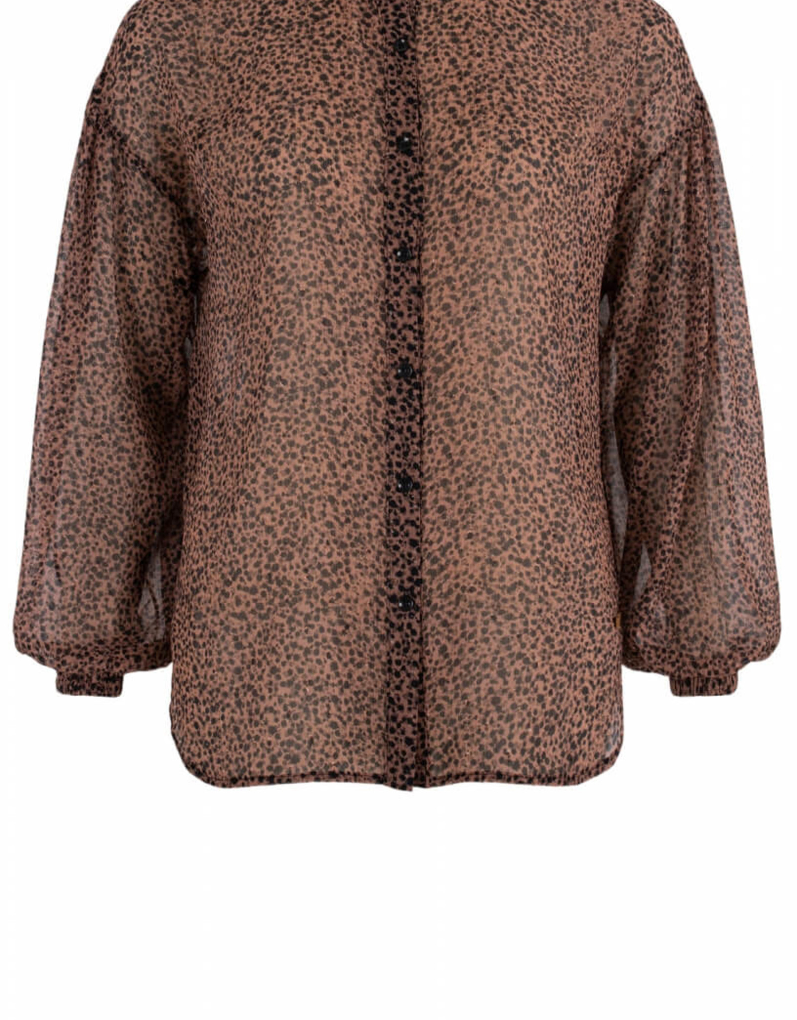 Moscow Blouse Lindsey All Over Print