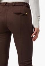 Cavallaro Pantalon Olivia Dark Brown