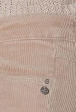 Para MI Pantalon Jade  Vintage Corduroy Beige Marble