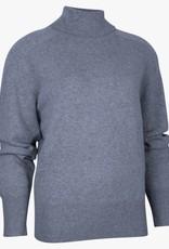 Cavallaro Pullover Victoria Mid Grey Melange