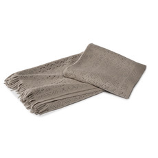 Ten Cate Home Plaid Taupe - 130x70