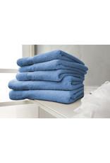 Twentse Damast 100% Katoenen Handdoekenset Blauw