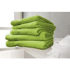 Twentse Damast 100% Katoenen Handdoekenset Limoen