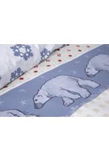 Ten Cate Home 100% Katoenen Dekbedovertrek Polar Bear