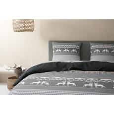 Ten Cate Home 100% Katoenen Dekbedovertrek Deer Zand