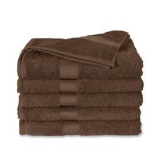 Twentse Damast 100% Katoenen Handdoekenset Bruin