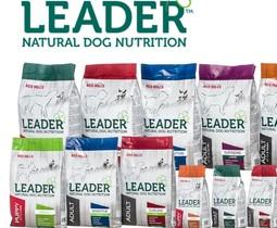 Leader: hondenvoer geschiktvoor iedere specifieke levensfase, met pure en natuurlijke ingrediënten
