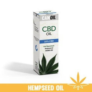 Canoil CBD Canoil CBD Oil 10% (1000 MG) 10ML Full Spectrum CBD Hempseed oil