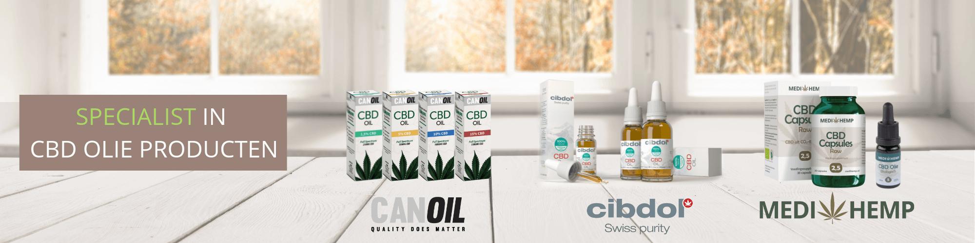 CBD Olie kopen ? Scherp geprijsd, hoogste kwaliteit! - CBD Olie Online banner 1