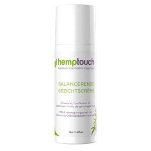 Hemptouch CBD balancerende  Gezichtscrème, 50 ml