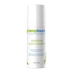 Hemptouch CBD Verzorgend Gezichtscrème, 50 ml.