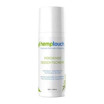Hemptouch CBD Verzorgend Gezichtscrème Hemptouch50 ml.