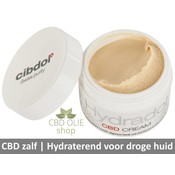 Cibdol CBD zalf voor droge huid. Cibdol Hydradol  50ml CBD creme