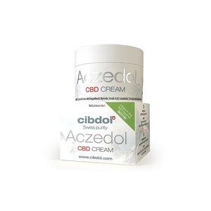 Cibdol CBD zalf ondersteunend bij  Acne