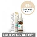 Cibdol Cibdol 4% CBD Olie 10ml