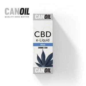Canoil CBD E-liquid Mint , 200 mg