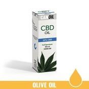 Canoil CBD Olie 10% (1000 MG) 10ML Full Spectrum  Olijf olie