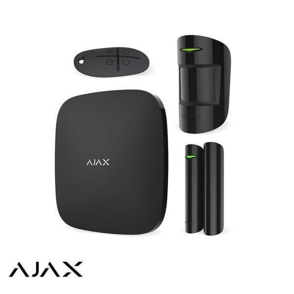 ajax draadloos bedienpaneel en afstandsbediening