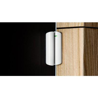 AJAX Draadloze deur/raam magneetcontact - Wit (AJ-DOOR/W) AJAX Doorprotect