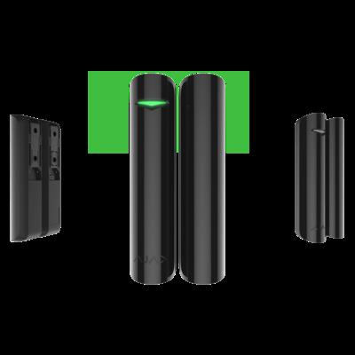 AJAX Draadloze deur/raam magneetcontact - Zwart(AJ-DOOR/Z)