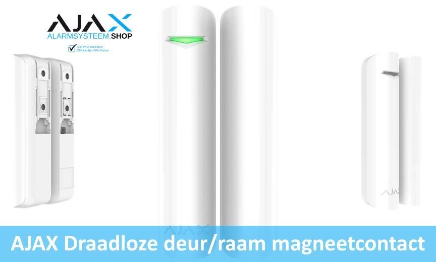 draadloze deur raam contact ajax door/w