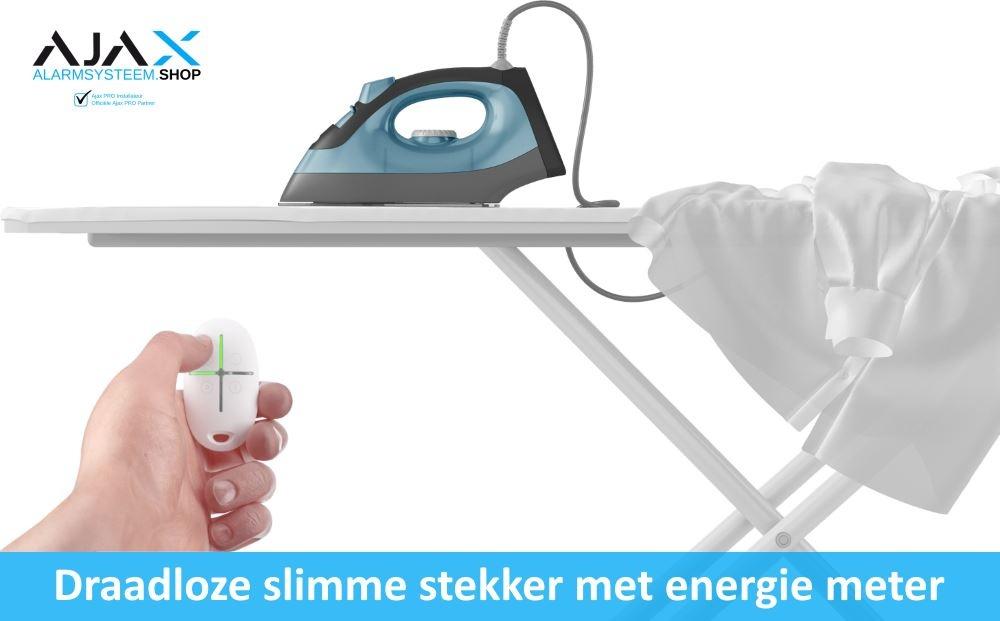 draadloze slimme stekker met energie meter