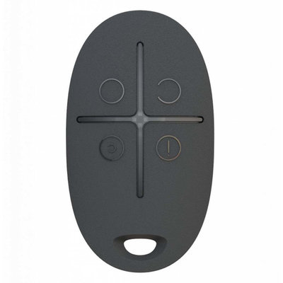 AJAX Draadloos alarmsysteem Woning medium kit Zwart