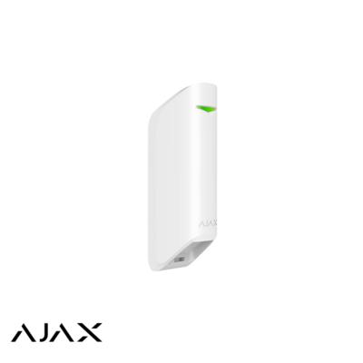 AJAX Ajax bewegingsmelder gordijn - Wit