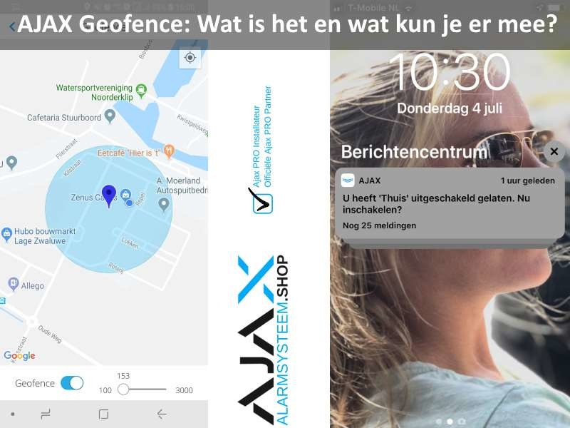 Geofence wat is dat ?