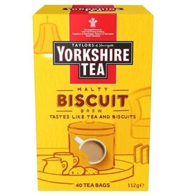 Yorkshire Yorkshire Tea Malty Biscuit 40's