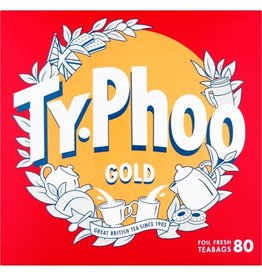 Typhoo Typhoo Gold 80's