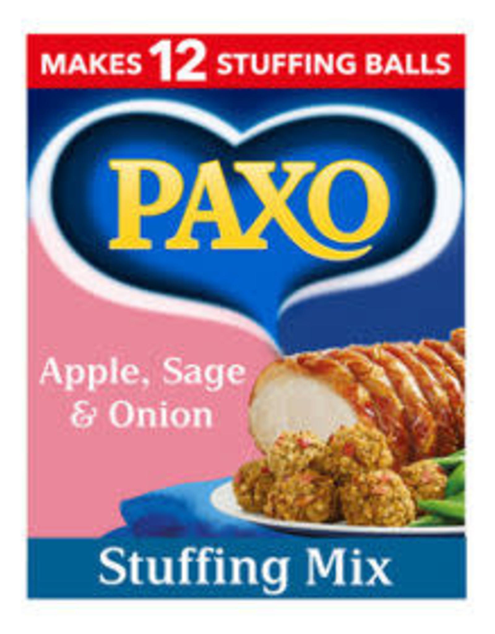 Paxo Paxo Apple, Sage & Onion Mix 170 g