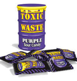 Candy Dynamics Toxic Waste Purple Sour Candy