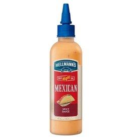 Hellmanns Hellmann's Mexican Spicy Sauce 216 g