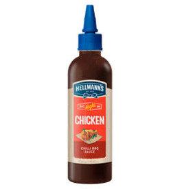 Hellmanns Hellmann's Chicken Chilli BBQ Sauce 216 g
