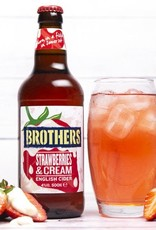 Brothers Brothers Strawberries & Cream 500 ml