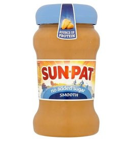 Sun-Pat Sun-Pat Smooth Peanut Butter No Added Sugar 400 g