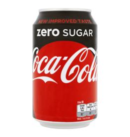 Coca-cola Coca-Cola zero 33cl