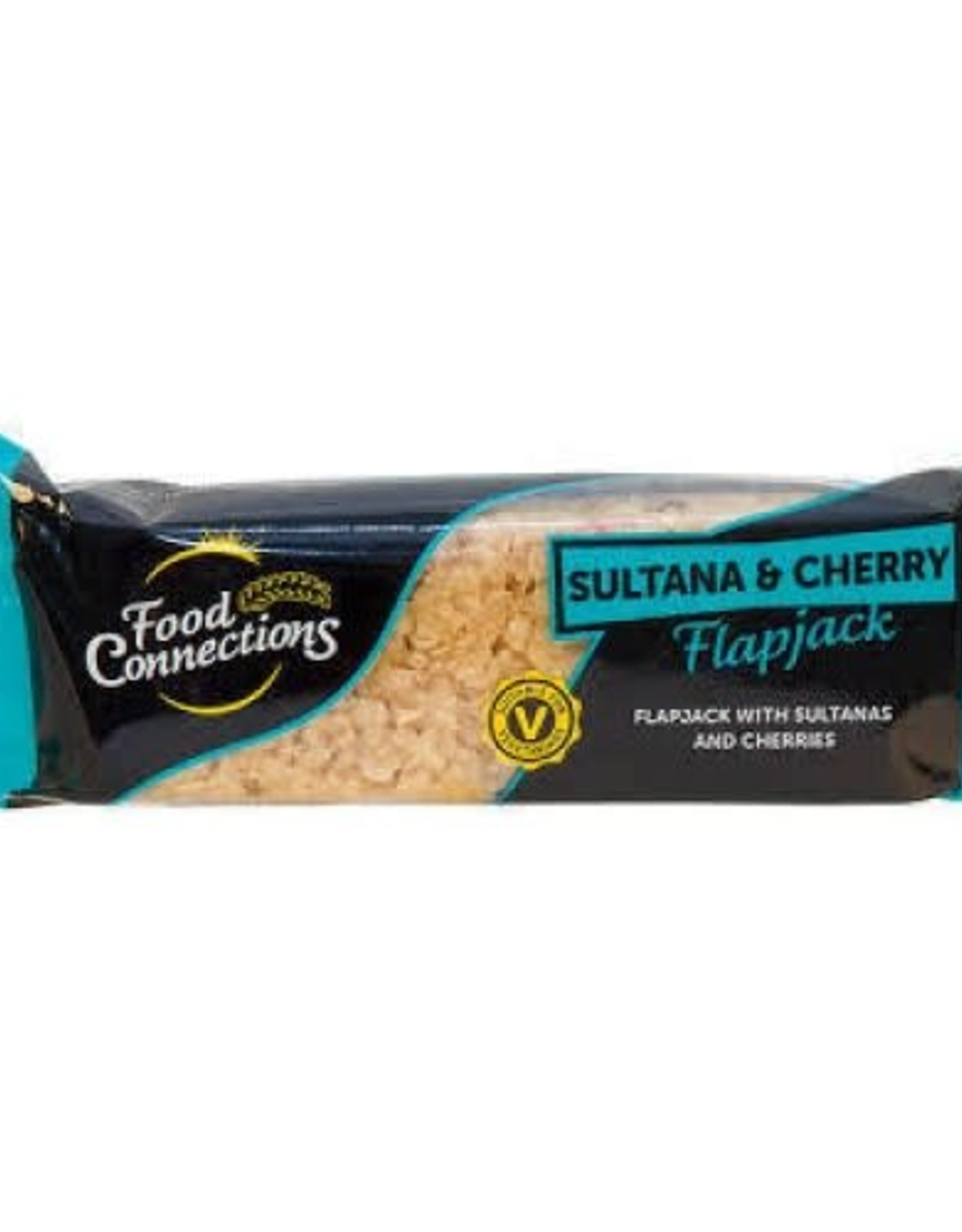 Food Connections Sultana & Cherry Flapjack