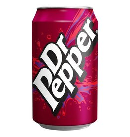 Coca Cola Dr Pepper 33 cl