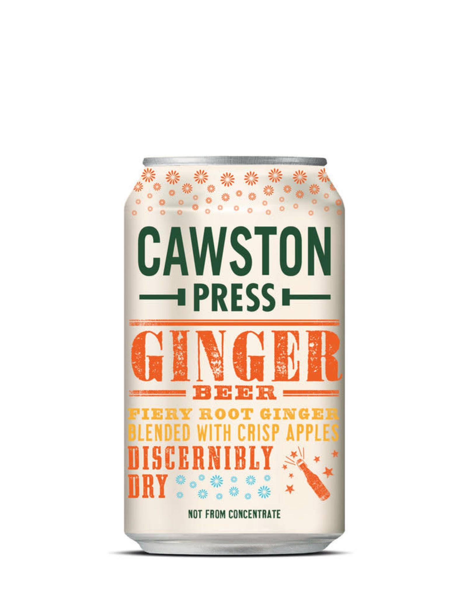 Cawston Press Cawston Press Ginger Beer 33 cl