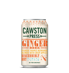 Cawston Press Cawston Press Ginger Beer 33 cl