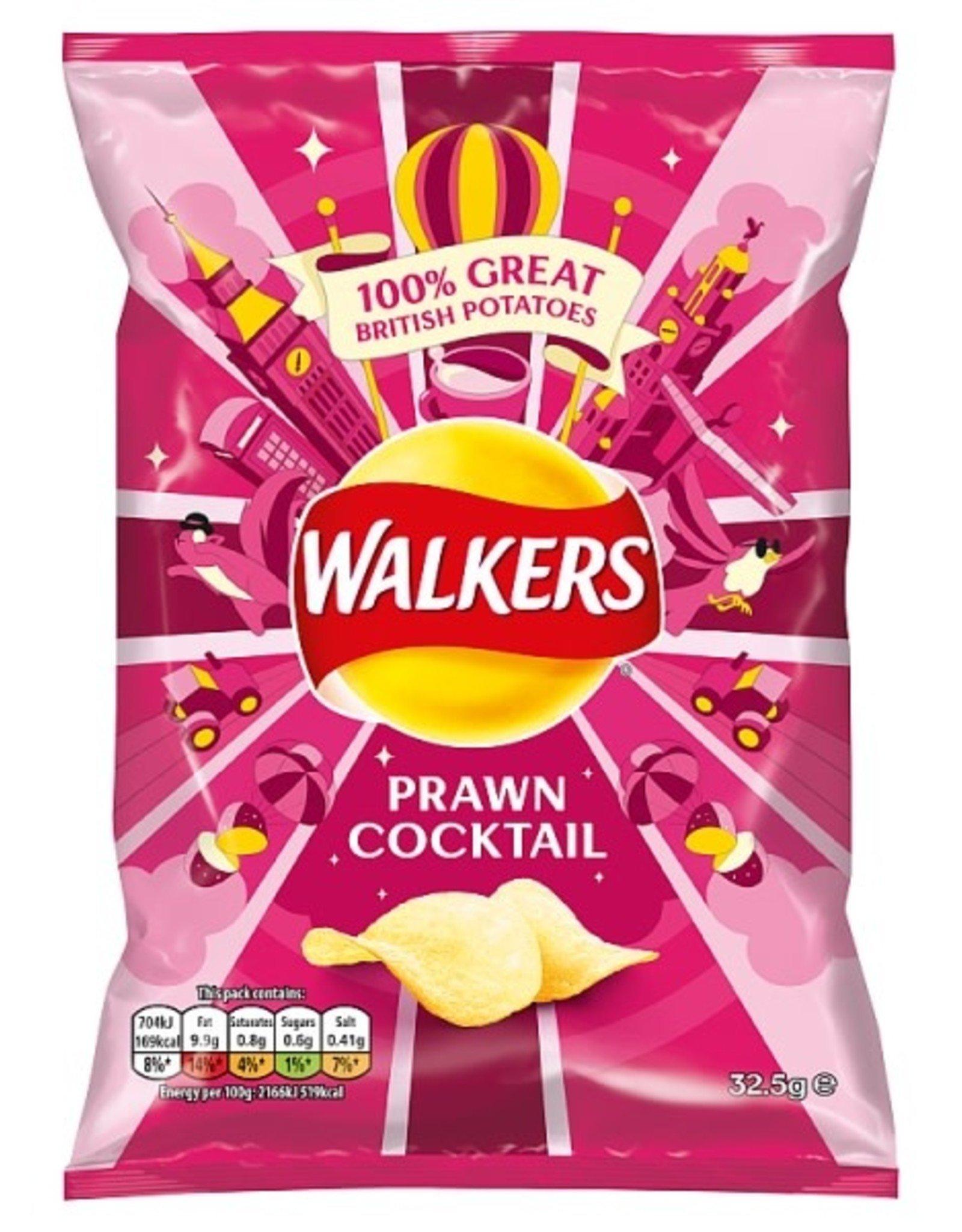 Walkers Walkers Prawn Cocktail 32,5 g