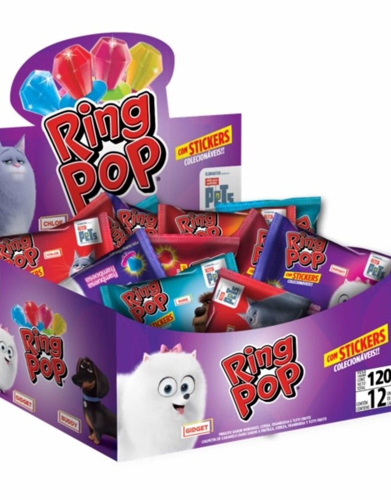 Ring Pop Pets