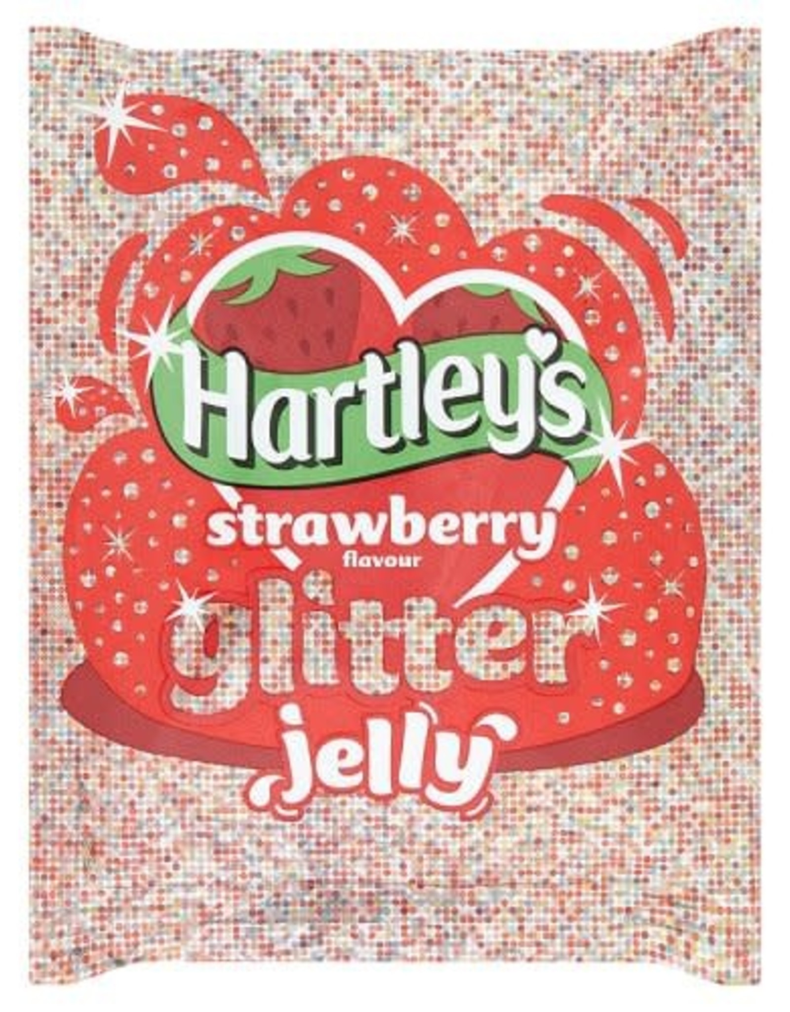 Hartley's Hartley's Strawberry Glitter Jelly